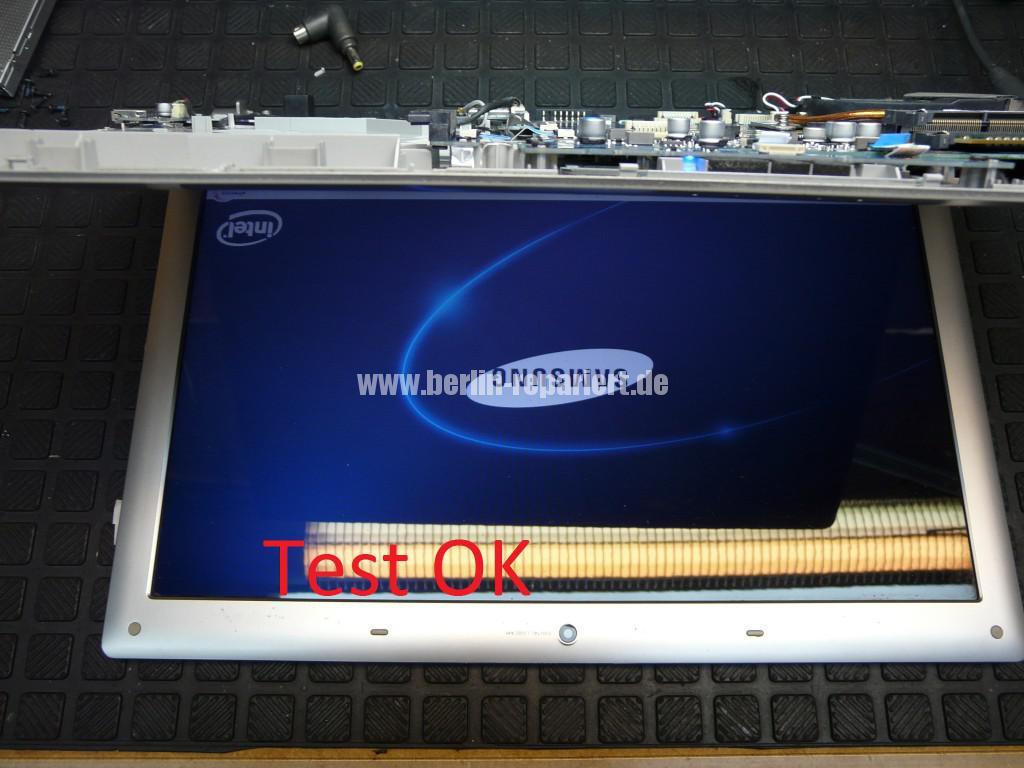 Samsung R520, Netzbuchse Defekt, kein Bild (10)