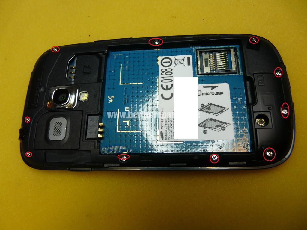 Samsung S3 Mini GT-I8190, USB Defekt (3)