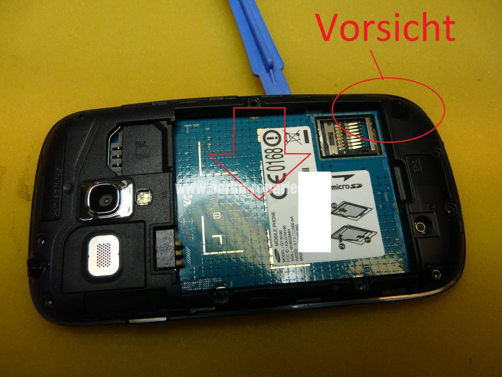 Samsung S3 Mini GT-I8190, USB Defekt (4)