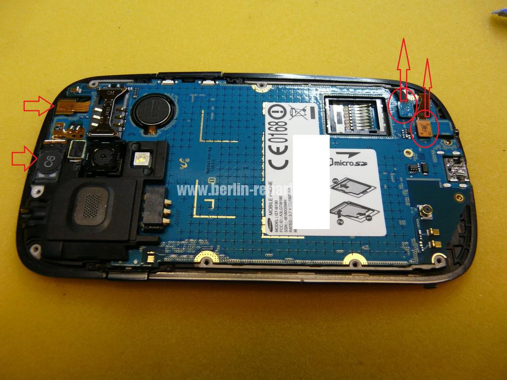 Samsung S3 Mini GT-I8190, USB Defekt (5)