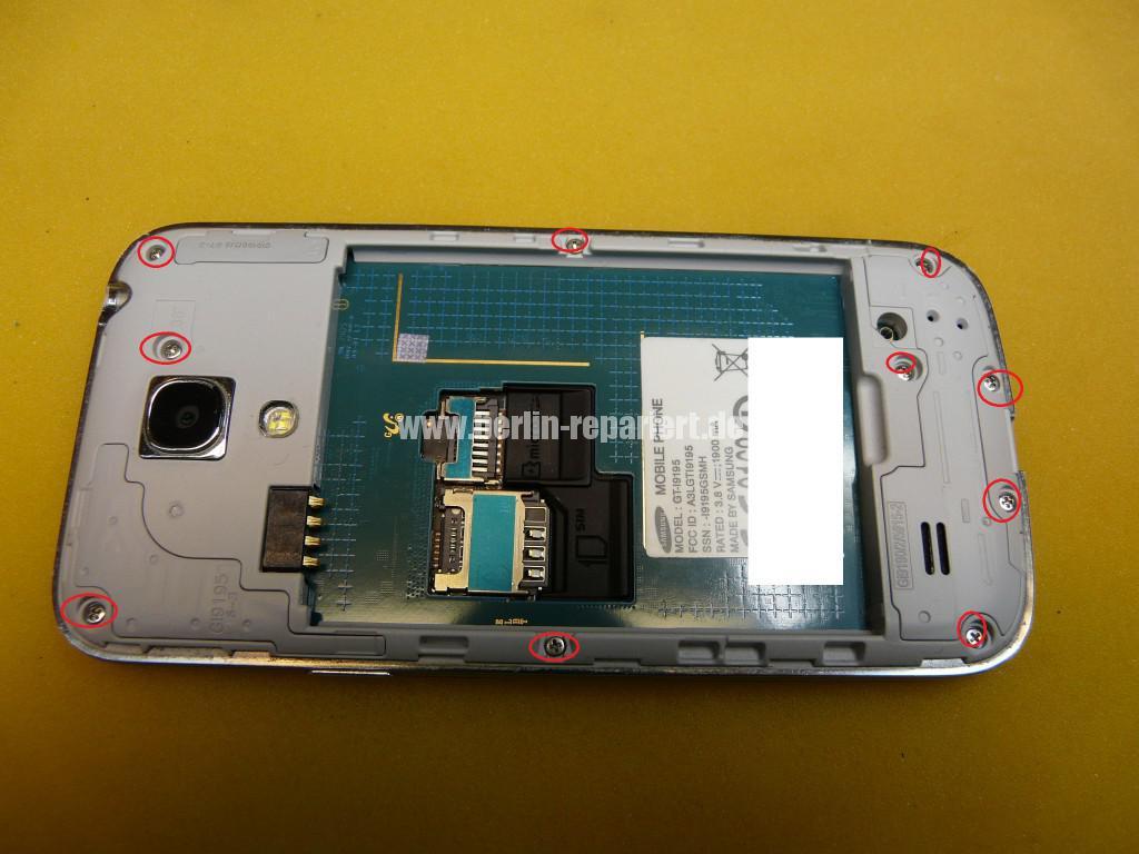 Samsung S3 mini, GT-i9195, keine Funktion (2)