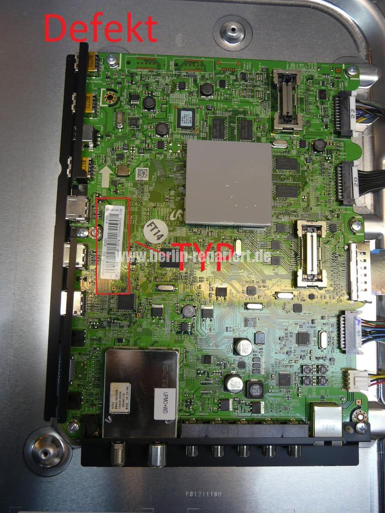 Samsung UE46ES8090S, kein Bild, geht aus (6)