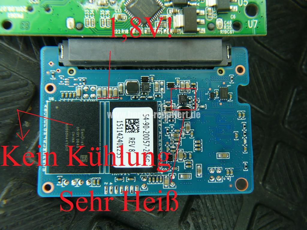 SanDisk UltraPlus, Defekt (19)
