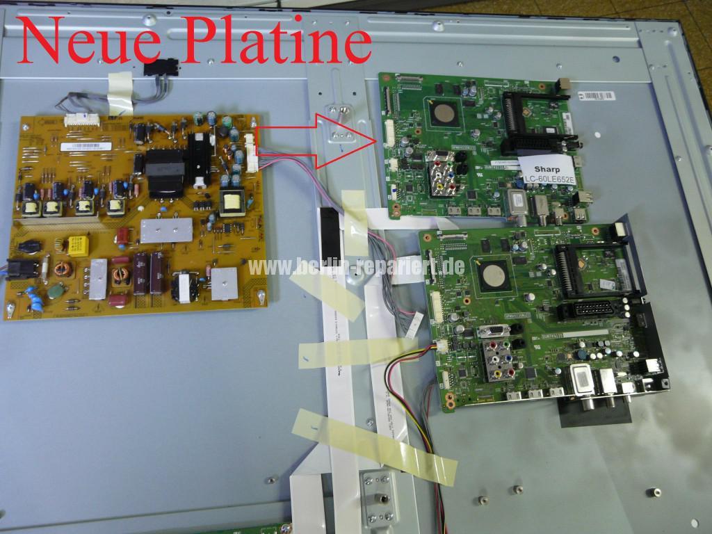Sharp System Board (1)