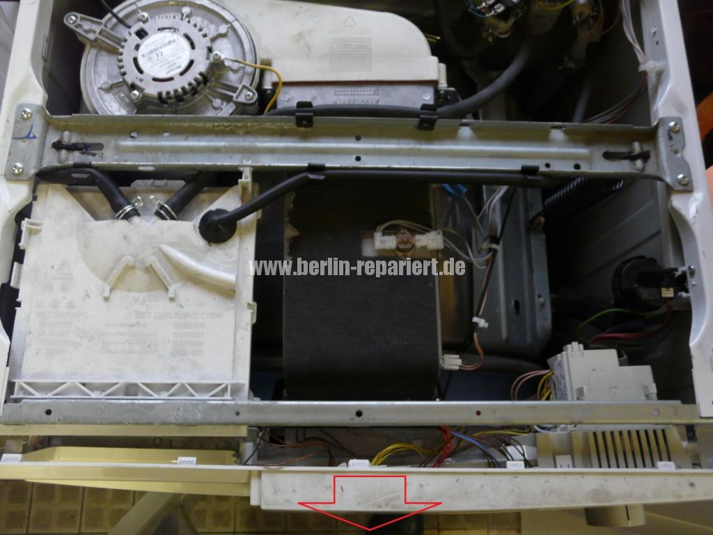 Siemens D12-52, WD12D520, AKO 734032-00, Bedienung ist verstellt (9)