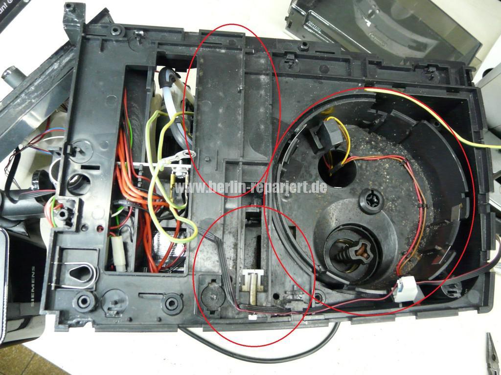 Siemens eq7 schimmel mahlwerk leons blog for Siemens eq 5 mahlwerk