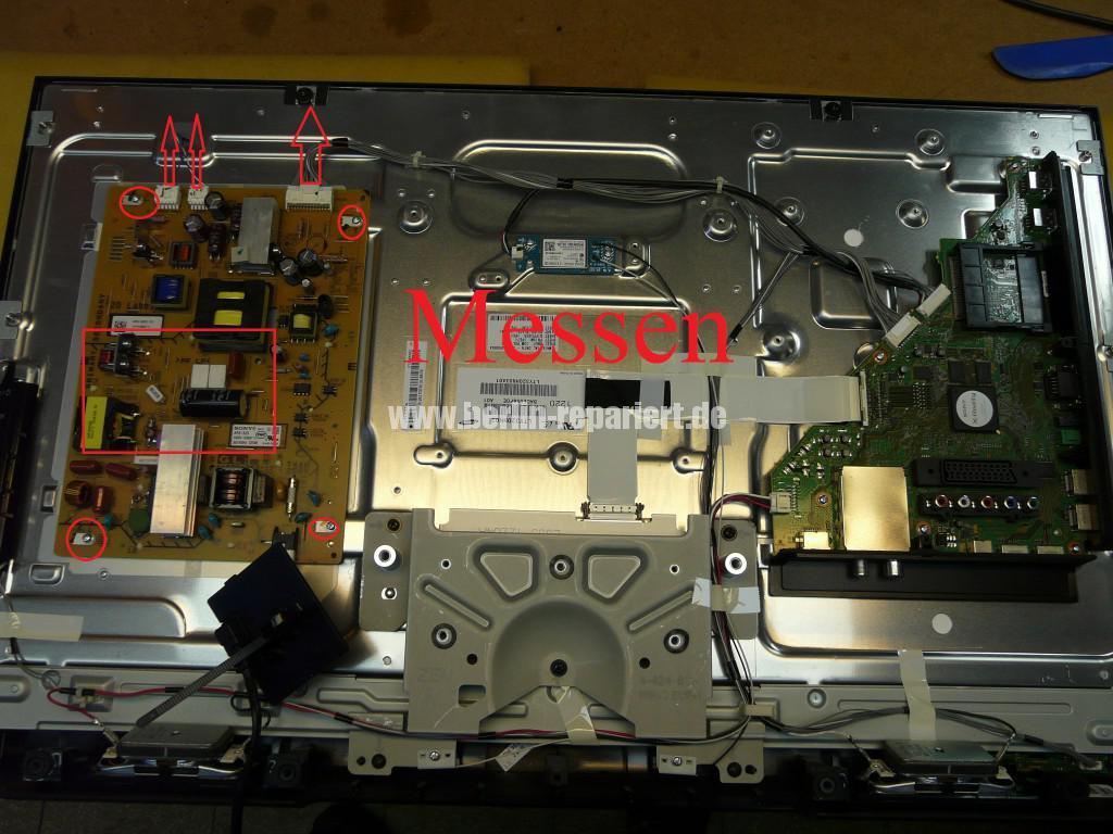 Sony KDL32EX655,geht nicht an LED Blinkt (3)