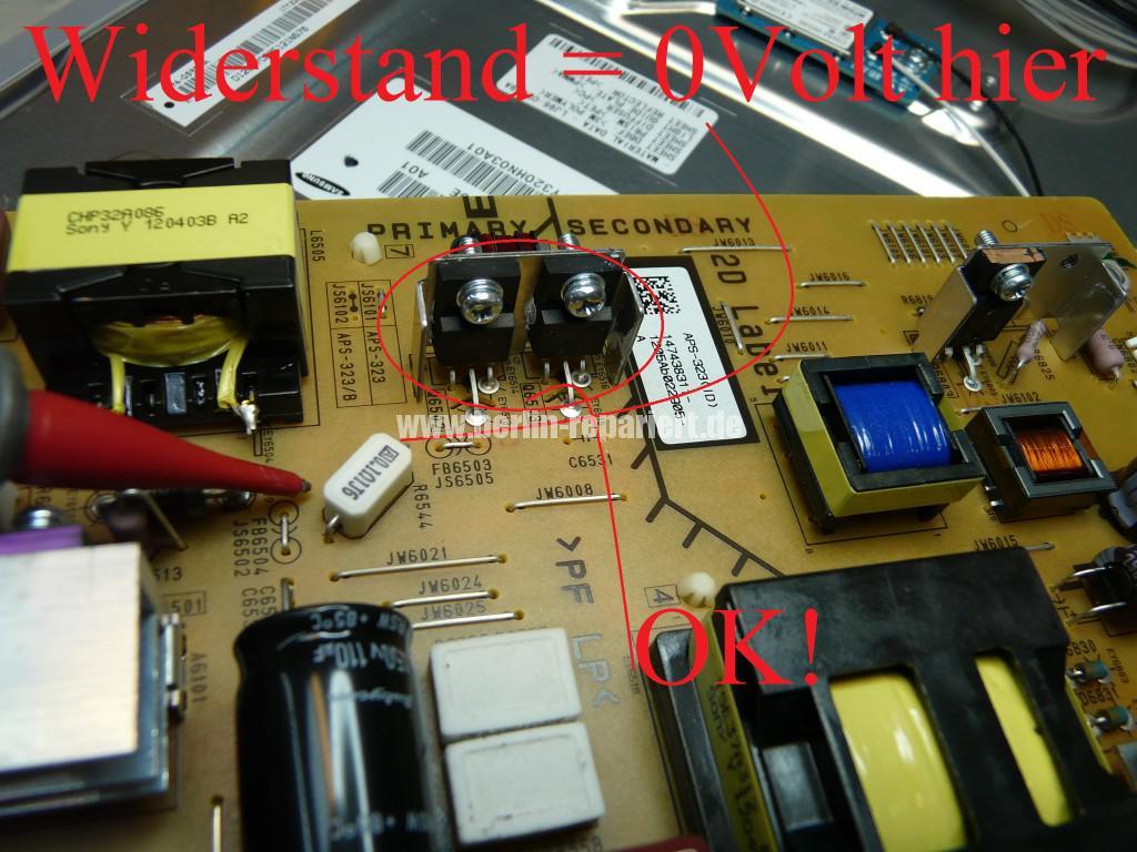 Sony KDL32EX655,geht nicht an LED Blinkt (5)