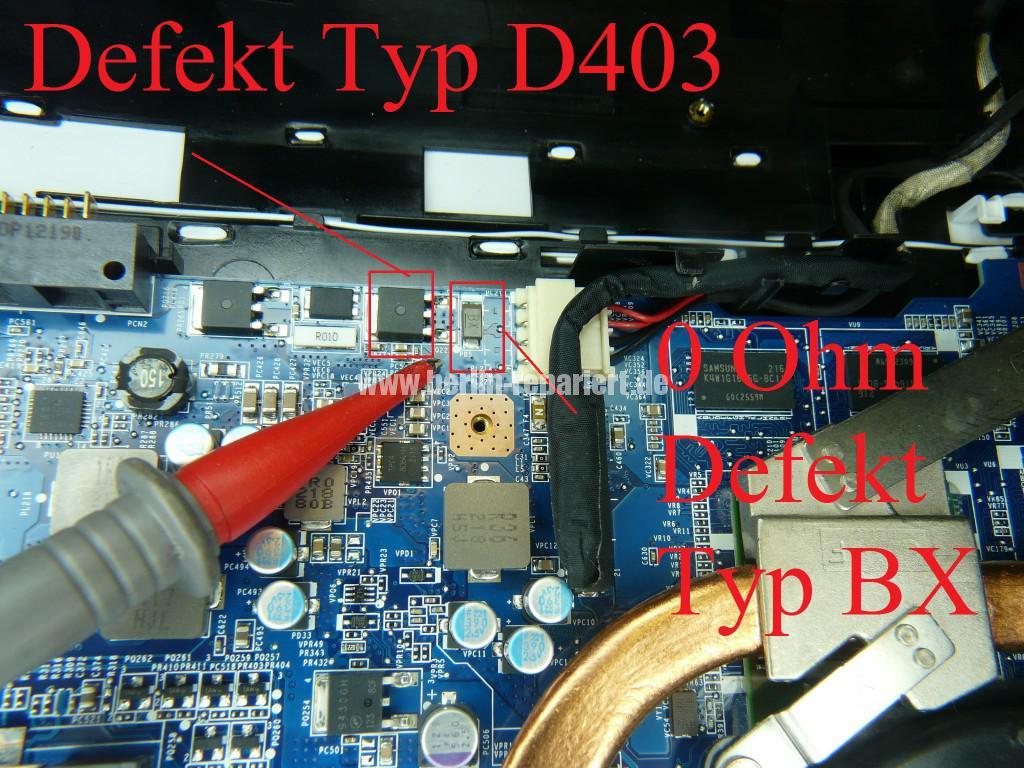 Sony SVE151C11M, Akku wird nicht geladen, über den Netzteil keine Funktion (8)