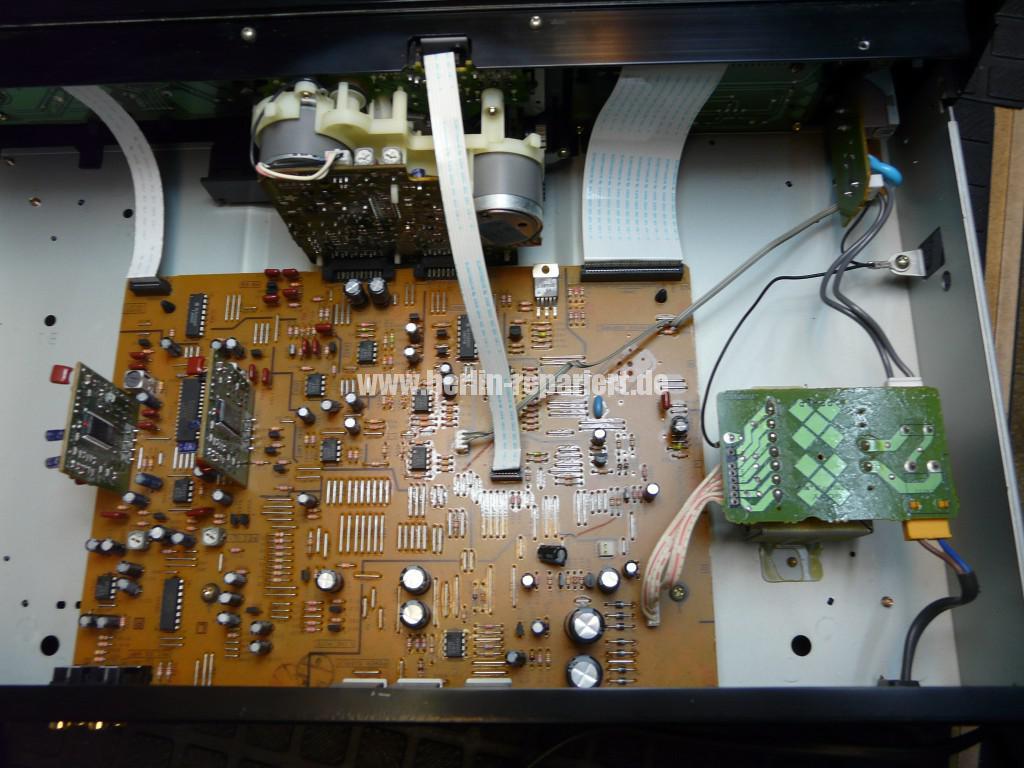 Sony TC-KB820S, Laufwerk Defekt (2)