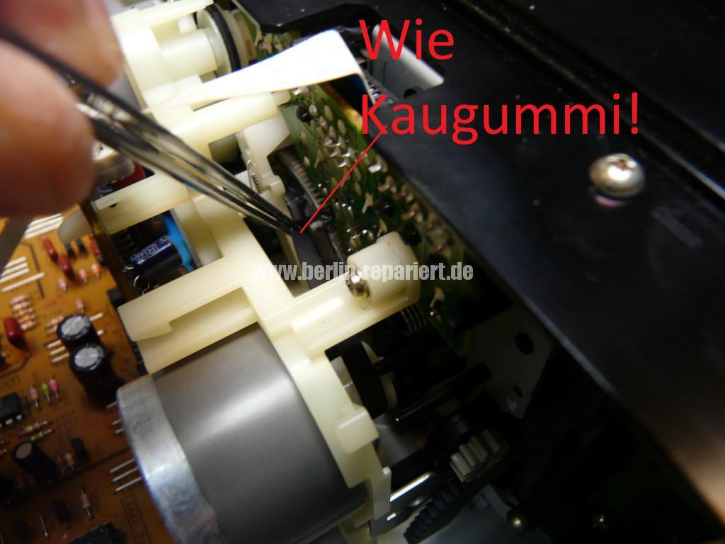 Sony TC-KB820S, Laufwerk Defekt (3)