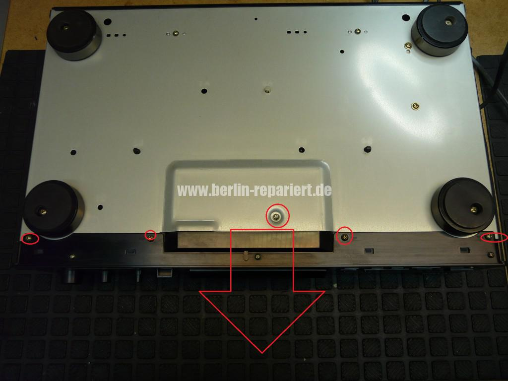 Sony TC-KB820S, Laufwerk Defekt (4)