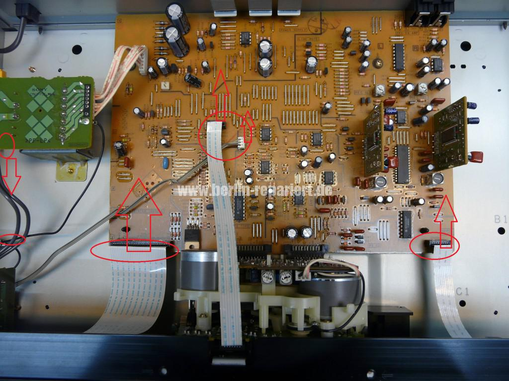 Sony TC-KB820S, Laufwerk Defekt (6)