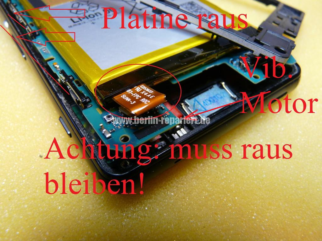 Sony Xperia Z3 CompactD5803, Display tauschen (10)