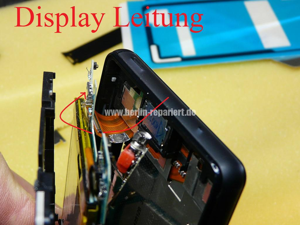 Sony Xperia Z3 CompactD5803, Display tauschen (17)