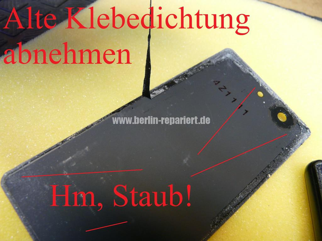 Sony Xperia Z3 CompactD5803, Display tauschen (4)