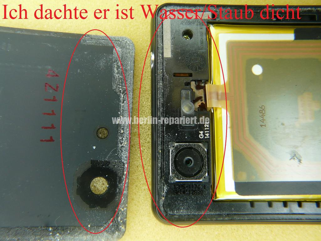 Sony Xperia Z3 CompactD5803, Display tauschen (5)