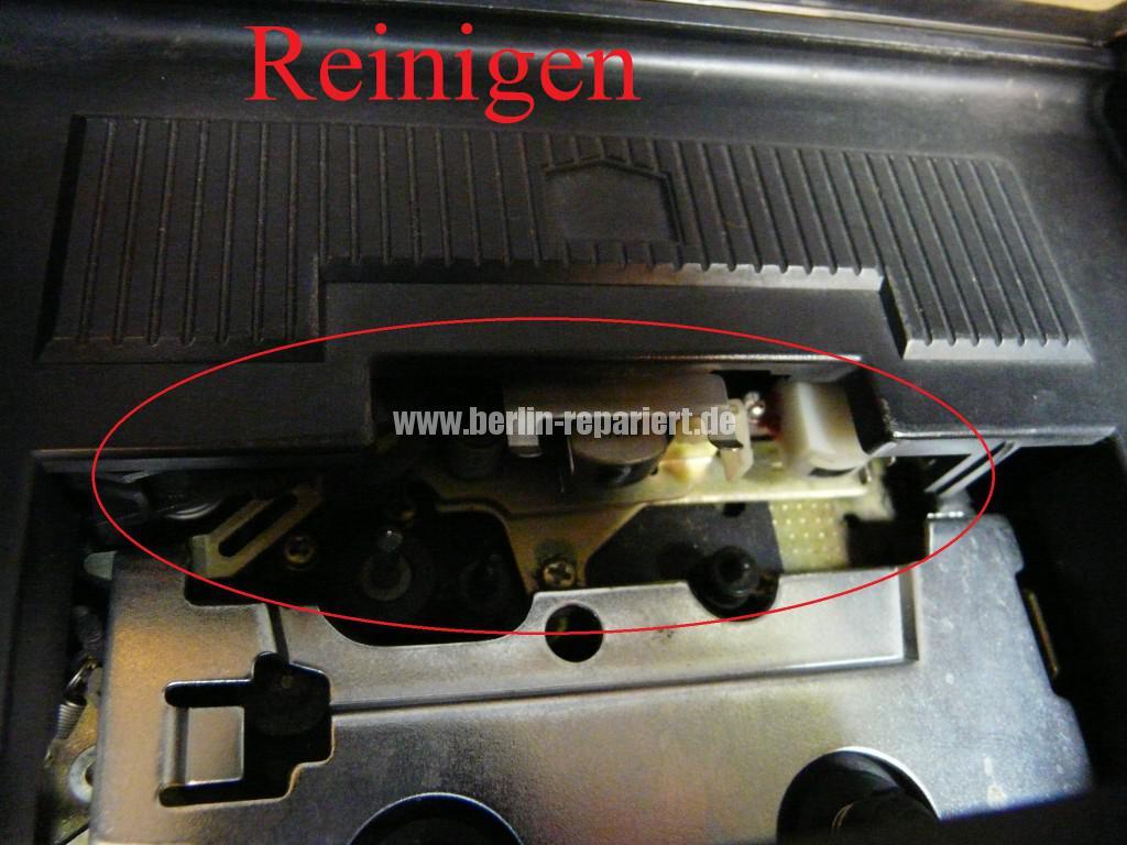 Technics 615 deck, Riemen Counter (10)