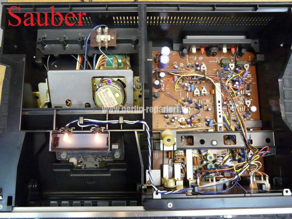 Technics 615 deck, Riemen Counter (14)