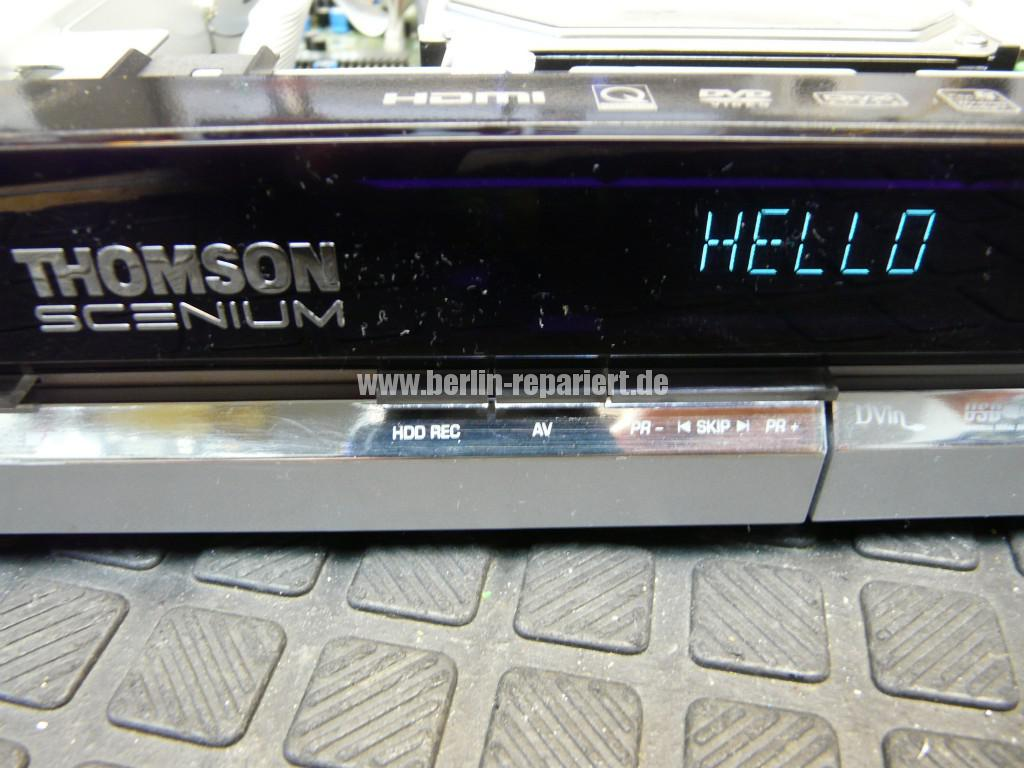 Thomson DTH 8550E, keine Funktion (9)