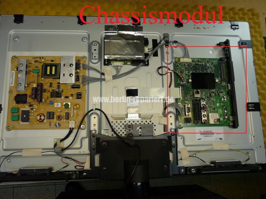 Toshiba 32RL933, Netzwerk kein Verbindung (3)