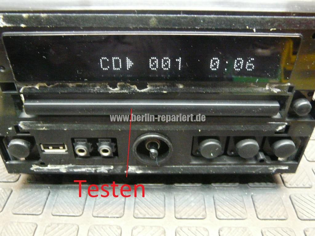 Yamaha CRX-040, erkennt kein CD mehr (10)