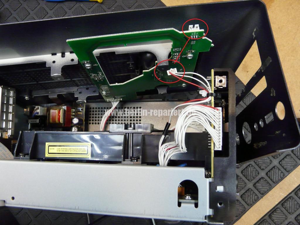 Yamaha CRX-040, erkennt kein CD mehr (4)