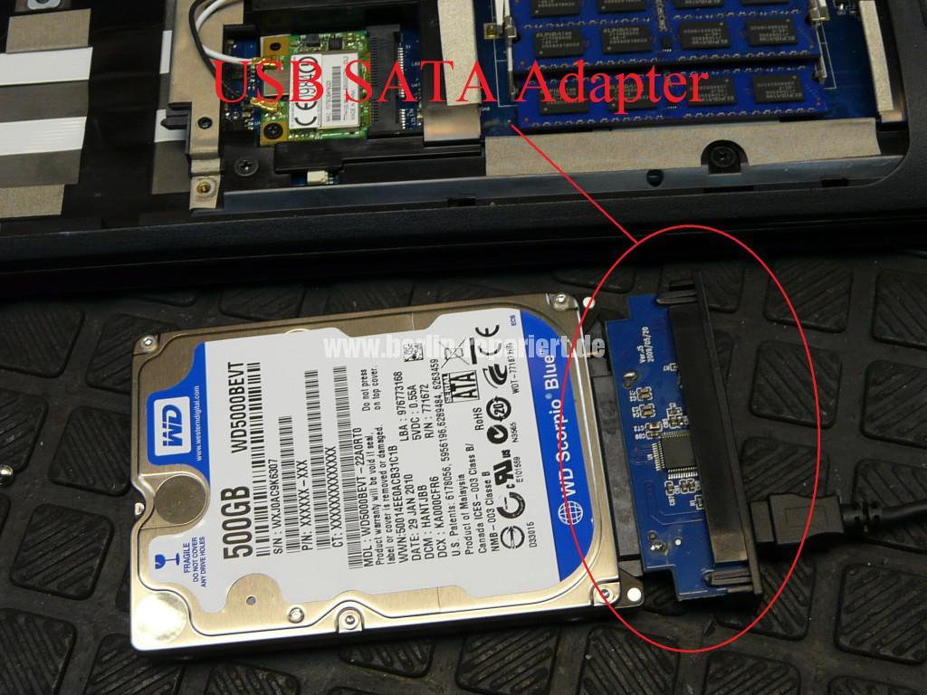 ACER Aspire 5741G, WD Scorpio Blue WD5000BEVT Defekt (6)