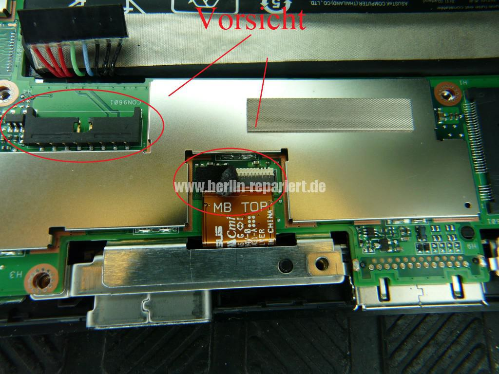 ASUS Transformer T100, Board Defekt, kein Funktion (6)