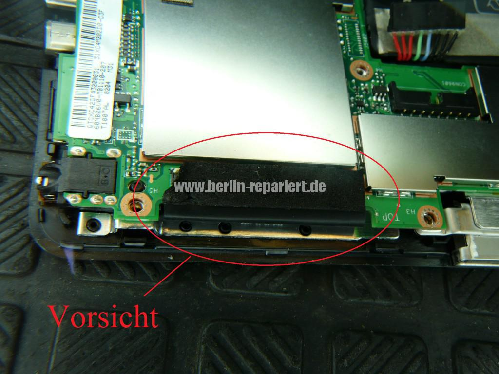 ASUS Transformer T100, Board Defekt, kein Funktion (7)