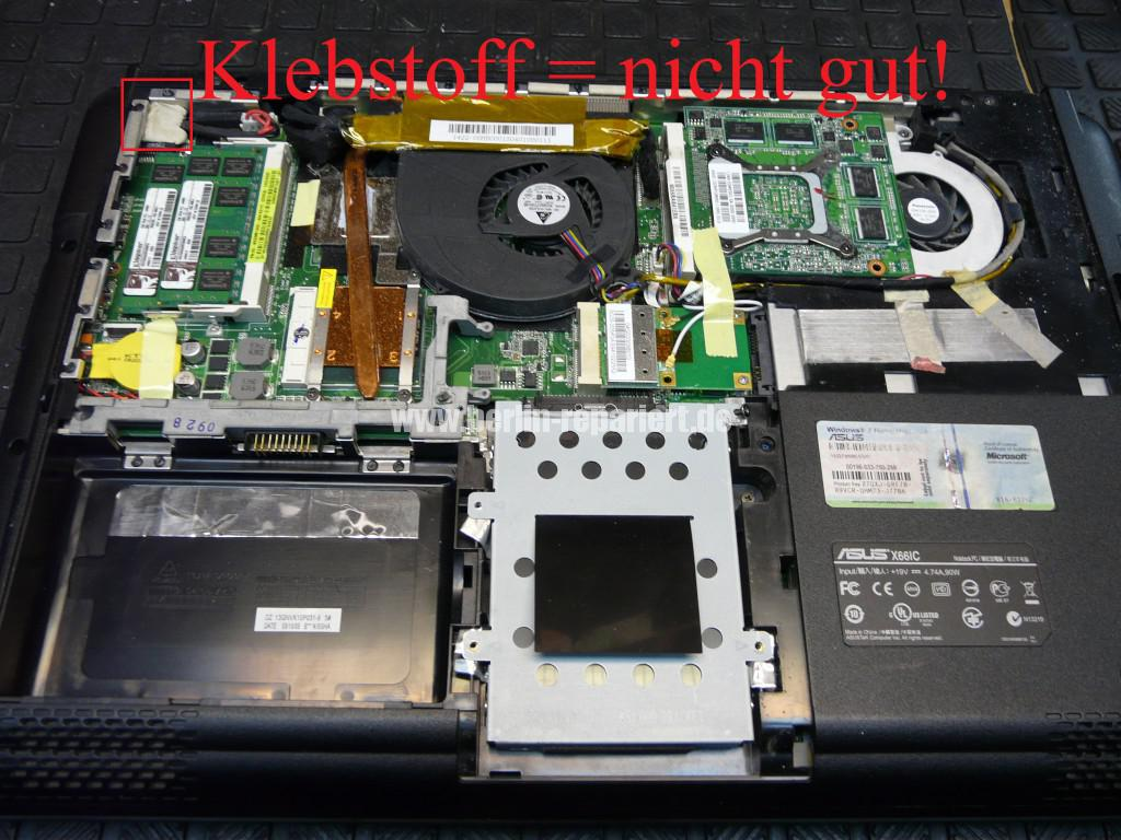 ASUS X66, Netzbuchse Defekt (3)