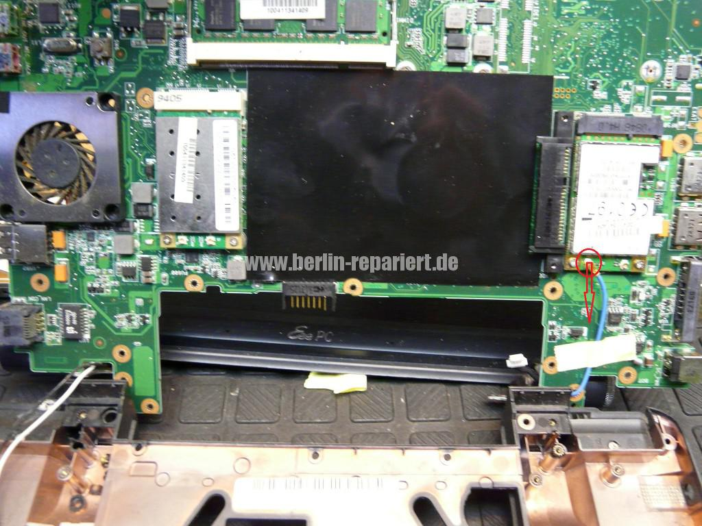 ASUS eee  PC 1000H, geht nicht an, wurde verpolt (10)