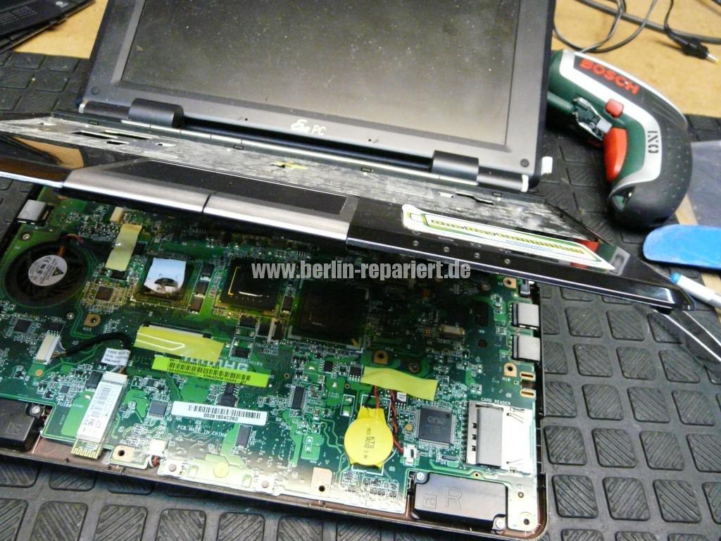 ASUS eee  PC 1000H, geht nicht an, wurde verpolt (5)