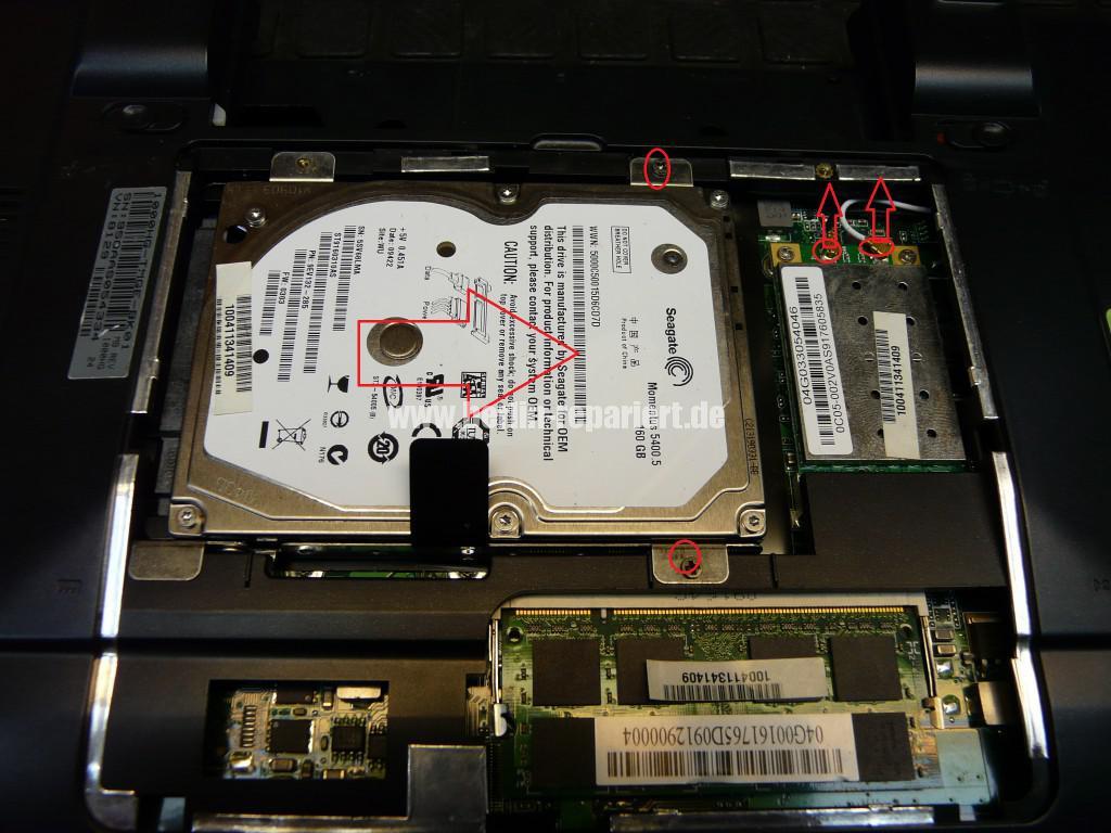 ASUS eee  PC 1000H, geht nicht an, wurde verpolt (7)