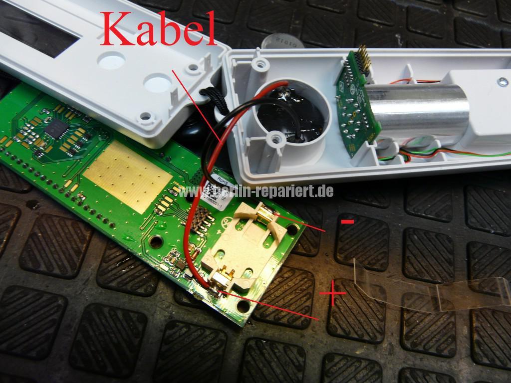 Aqua Check IL-3560, Batterin Halterung Defekt (11)
