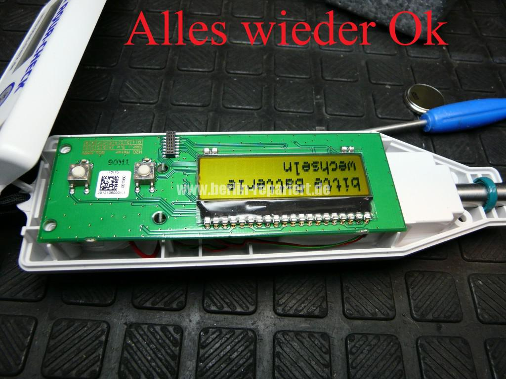 Aqua Check IL-3560, Batterin Halterung Defekt (12)