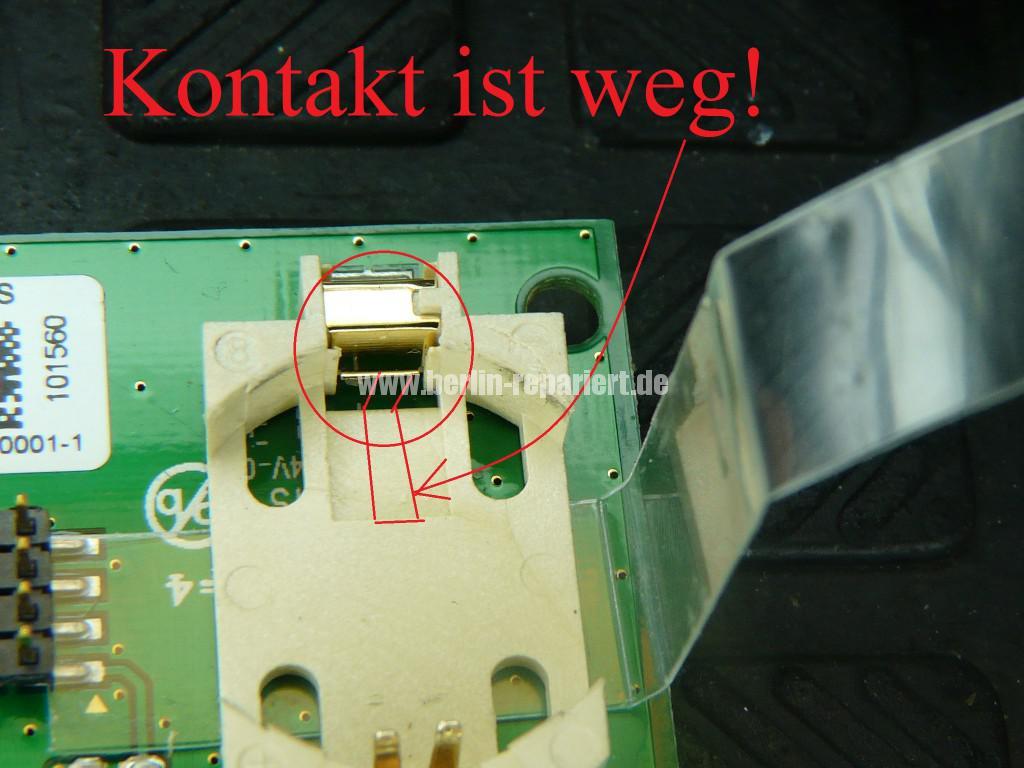 Aqua Check IL-3560, Batterin Halterung Defekt (6)