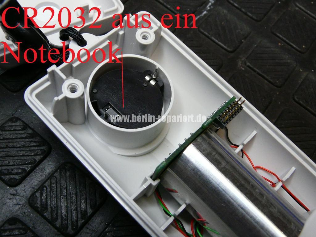 Aqua Check IL-3560, Batterin Halterung Defekt (9)