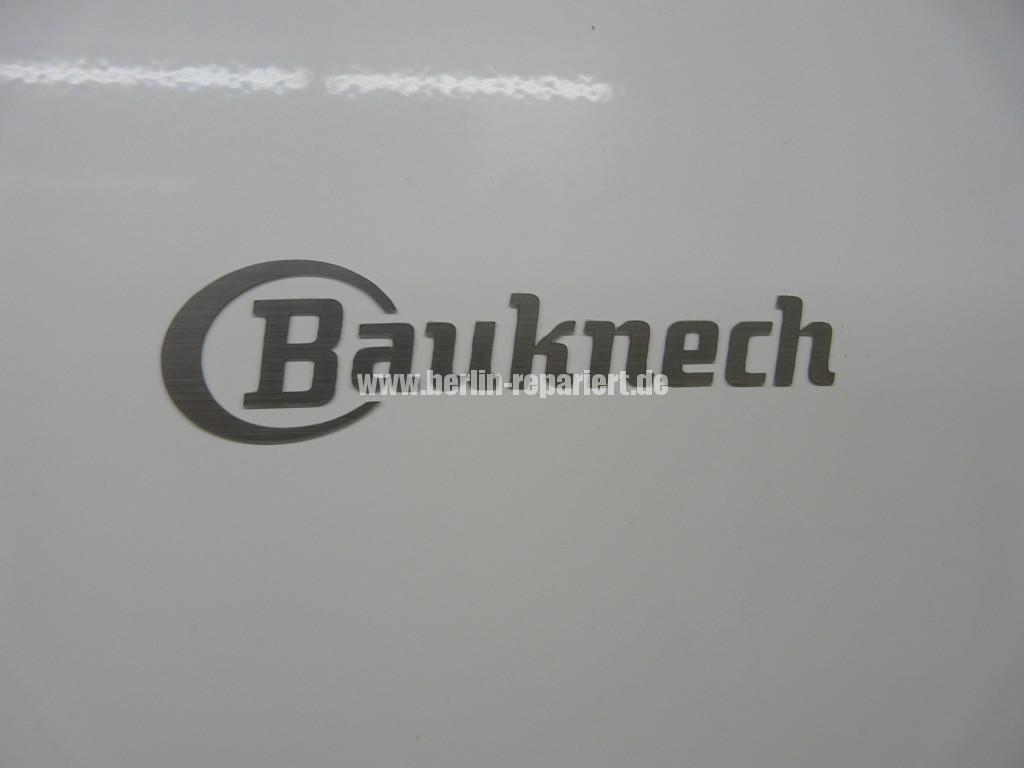 Bauknecht Qualität Kontrolle, GKN 3283(2)