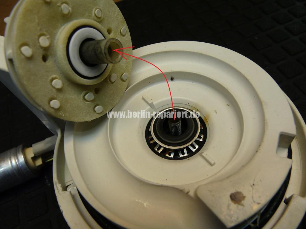 Bosch Siemens Umwälzpumpe Reparieren (3)