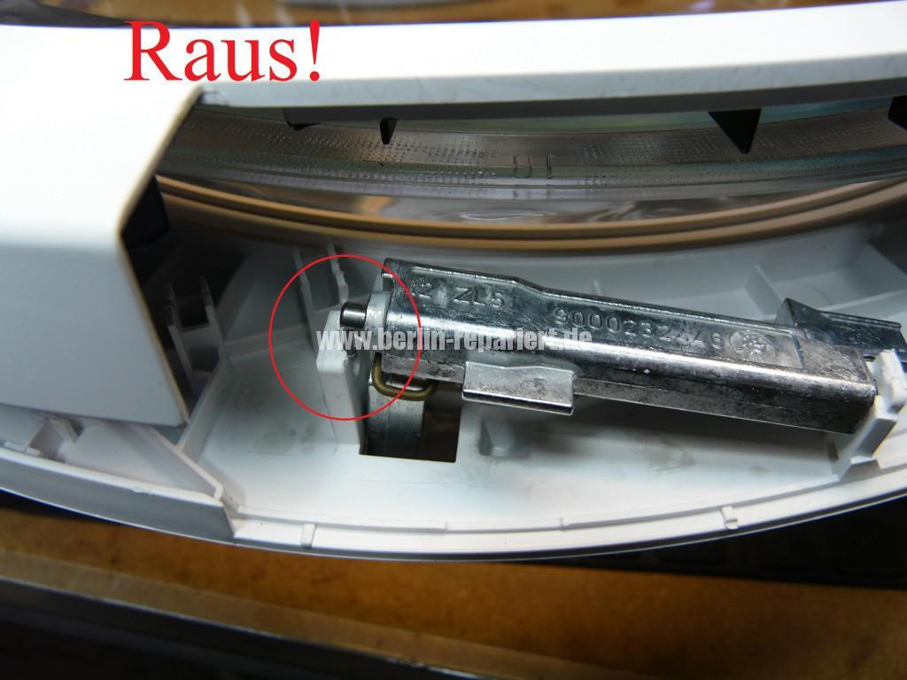 Bosch WAS32443, Tür klemmt, Bulauge Griff Defekt (3)