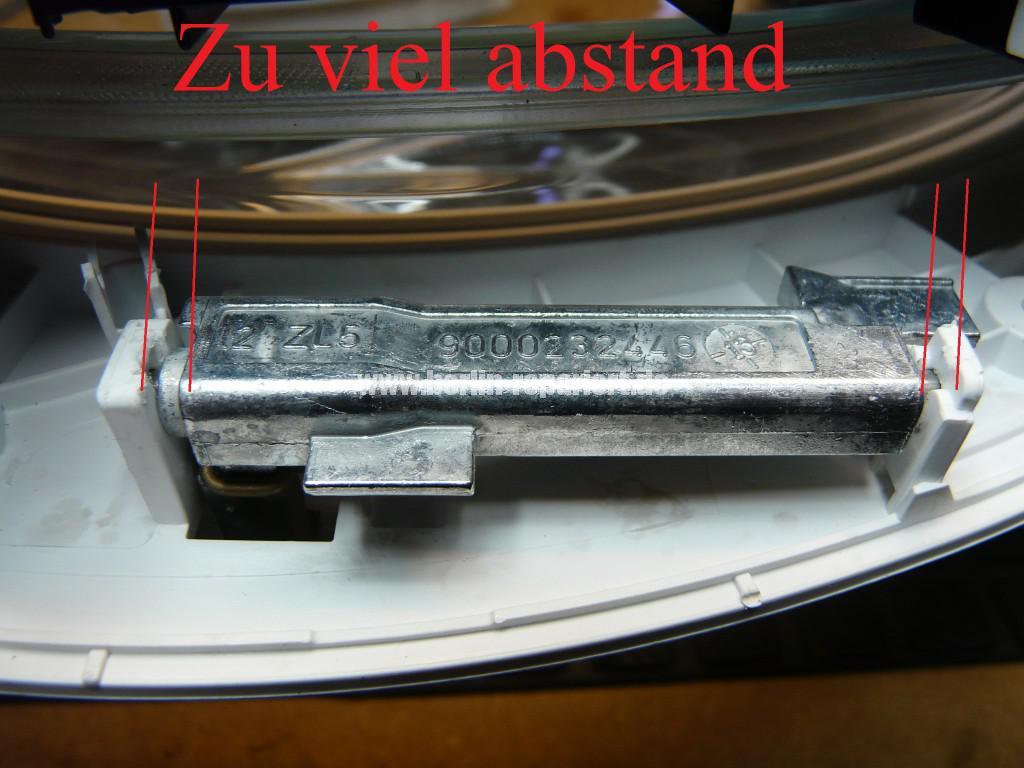 Bosch WAS32443, Tür klemmt, Bulauge Griff Defekt (4)