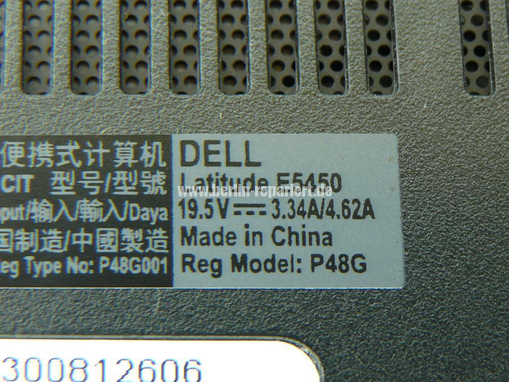 Dell Latitude E5450, wird sehr Heiß auf dem Linke Seite (8)