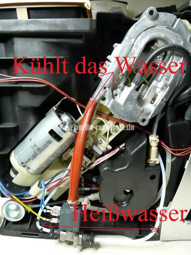 Delonghi ECAM23.450, Maschine spült nicht mehr, kein Heißwasser (7)