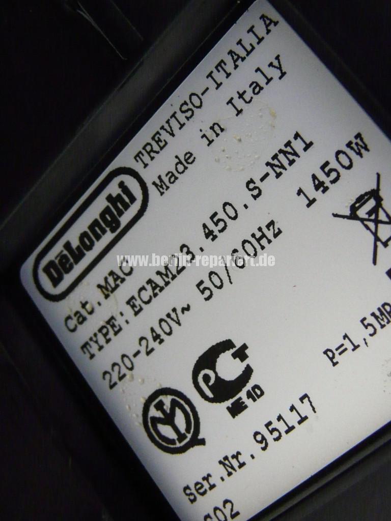 Delonghi ECAM23.450, Maschine spült nicht mehr, kein Heißwasser (9)