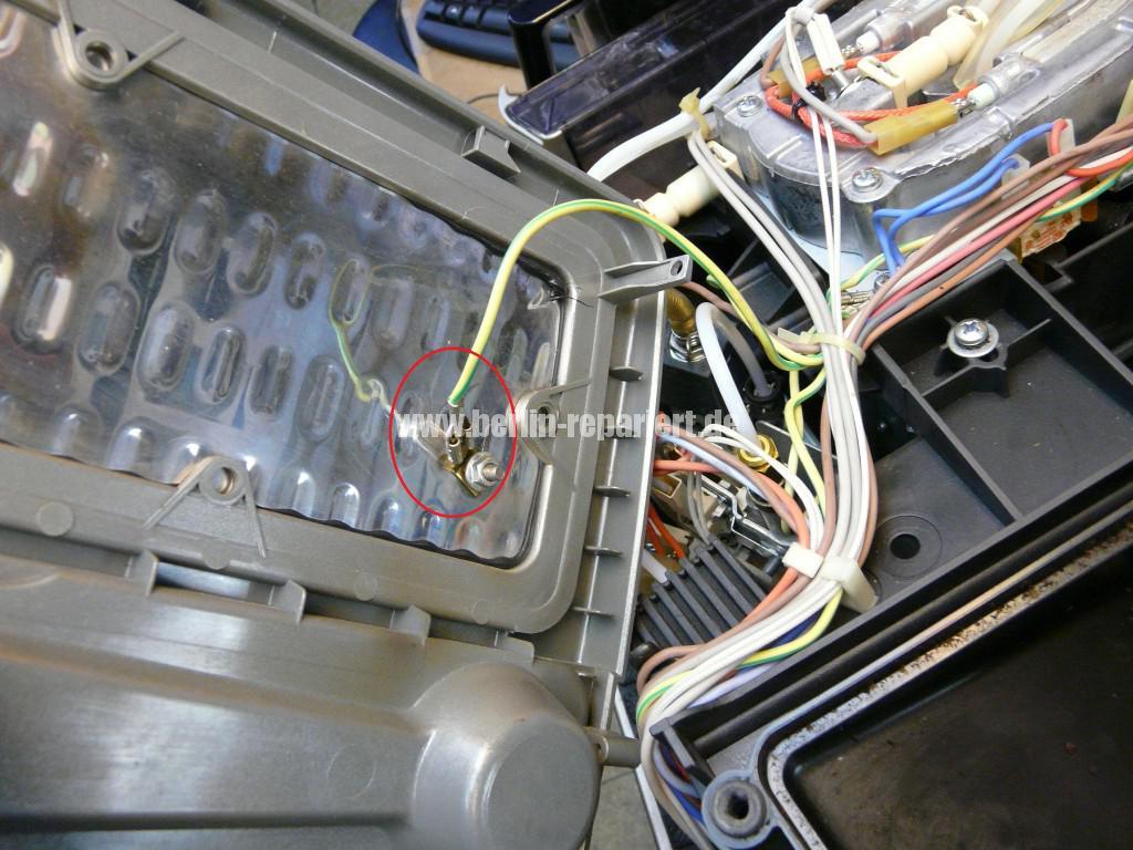 Delonghi Magnifica ESAM3500, Mahlt nicht gut (10)