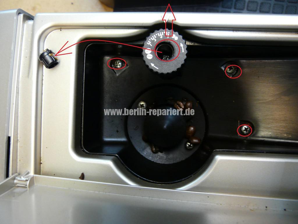 Delonghi Magnifica ESAM3500, Mahlt nicht gut (9)