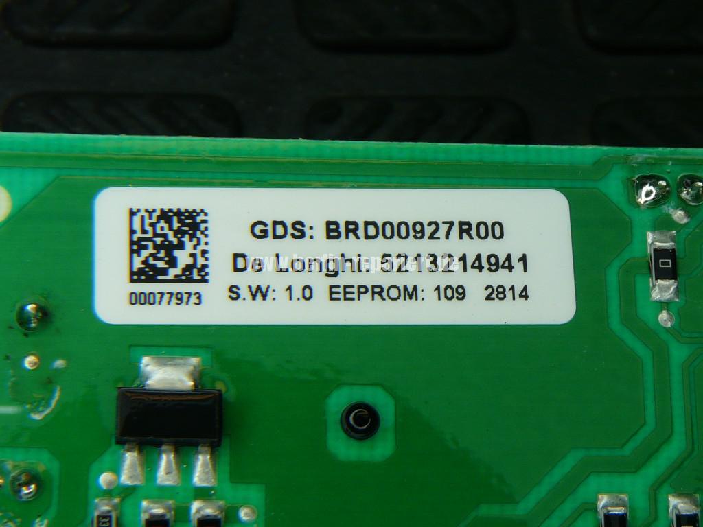 Delonghi Magnifica ESAM3600.S, Display Defekt (10)