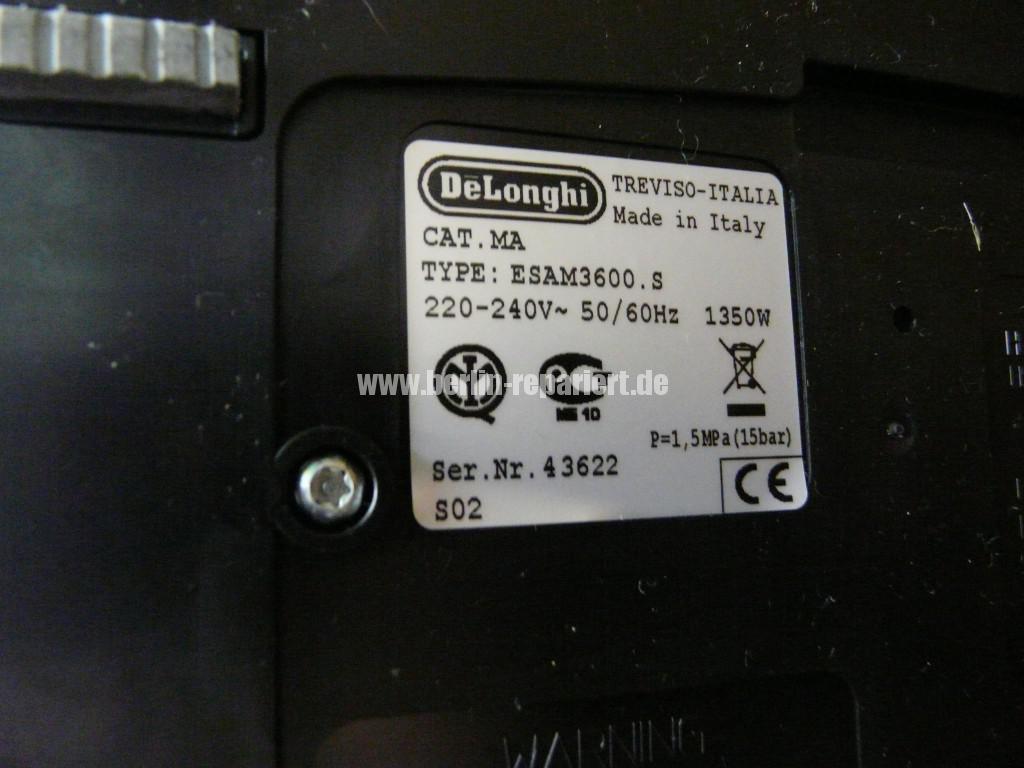Delonghi Magnifica ESAM3600.S, Display Defekt (11)