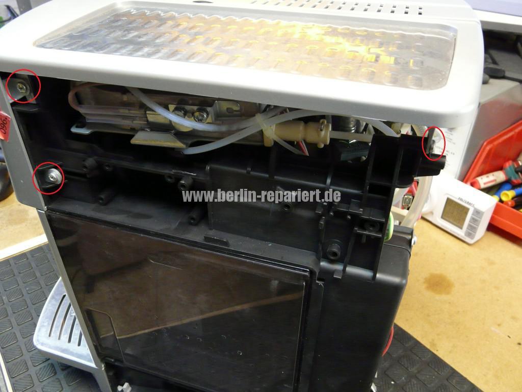 Delonghi Magnifica ESAM3600.S, Display Defekt (5)